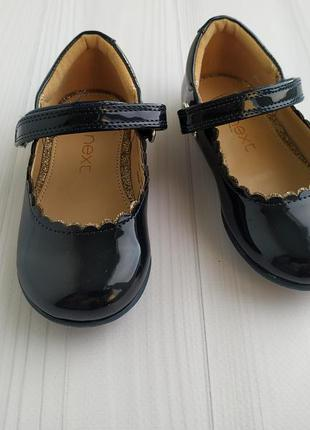 6 р., туфельки,next