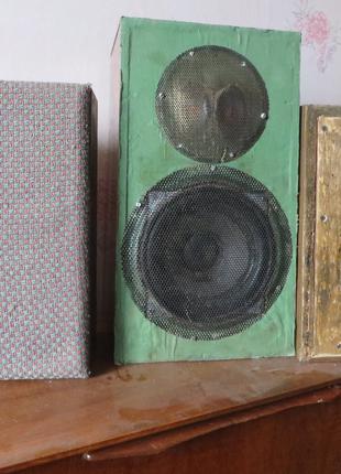 Колонки 3 штуки