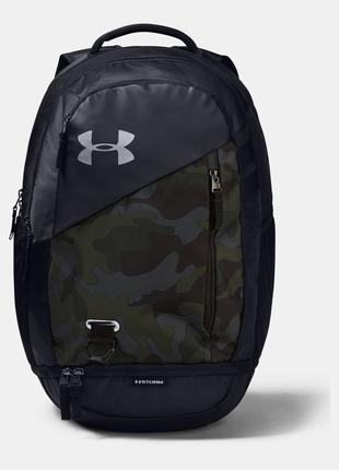 Рюкзак Under Armour Hustle 4. 0 Backpack Camo Оригинал Камуфляж