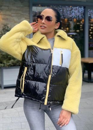 Стильная женская курточка мода 2020