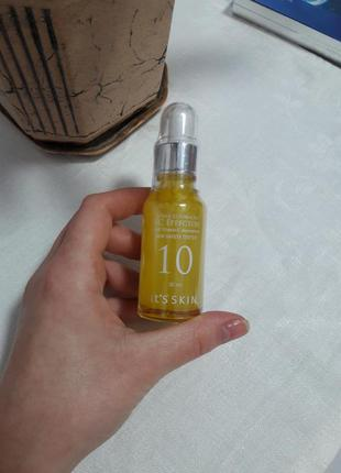 Сиворотка з віт с it's skin power 10 formula vc effector