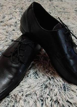 Туфли мужские кожаные 49 размера