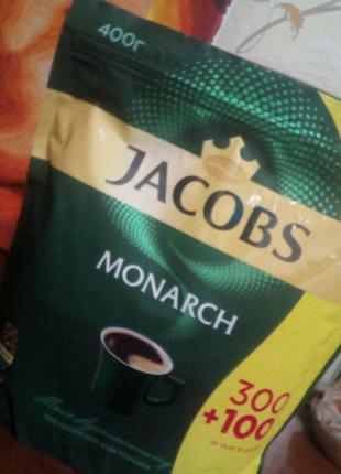 Jacobs кофе 400гр