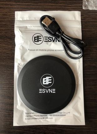 ESVNE 10Вт Беспроводное зарядное устройство