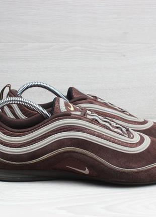 Замшевые кроссовки nike оригинал, размер 42