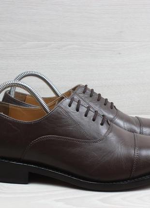 Мужские кожаные классические туфли samuel windsor, размер 41