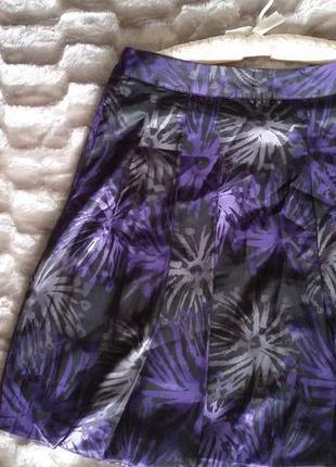 Красивая юбка - баллон, размер 10-12