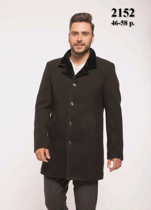 Мужское зимнее пальто 2152.Appart