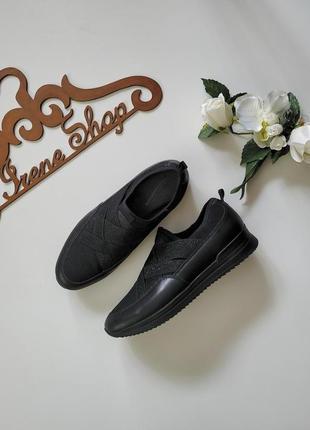 Фирменные кожаные туфли кроссовки medicus,  размер 6,5