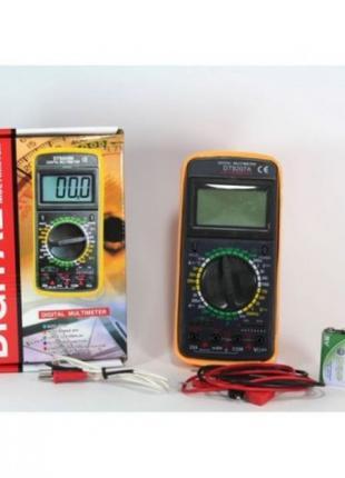 Цифровой мультиметр (тестер) DT9207A