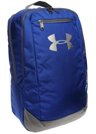 Рюкзак Under Armour Hustle Backpack Royal Blue Оригинал Синий