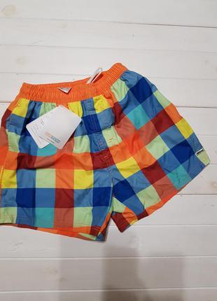 Пляжные шорты размер с- м