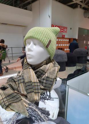 Комплект жіночий шапка +шарф