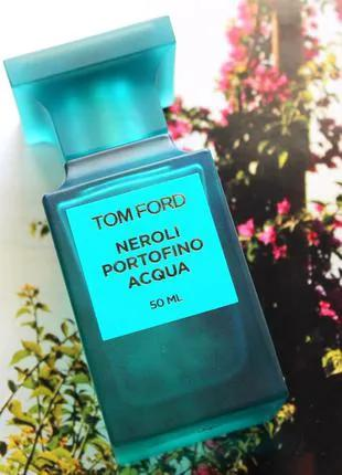 Tom Ford  Neroli Portofino Acqua_Оригинал Eau de Toilette 7 мл