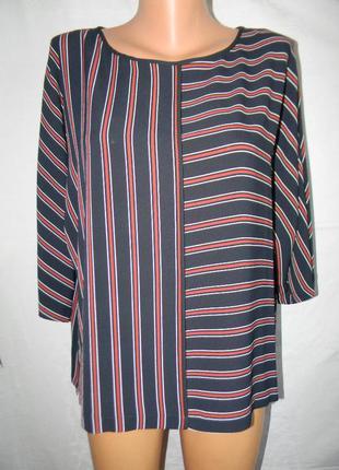 Новая блуза в полоску