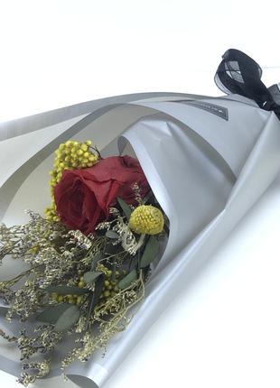 Букет цветов- сухоцветов BOUQUET OF FLOWERS BEST 02