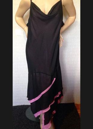 Шикарное макси платье  большого размера