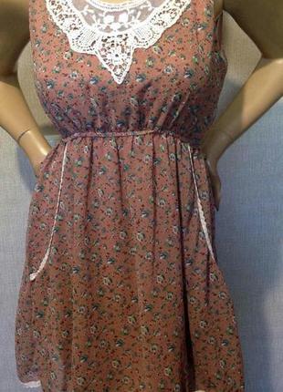 Лёгкое платье new look