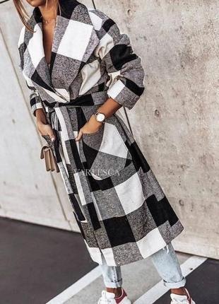 Пальто на подкладке кашемир