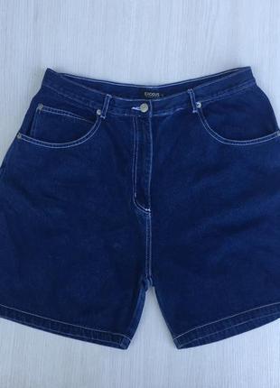Крутые джинсовые  шорты exodus