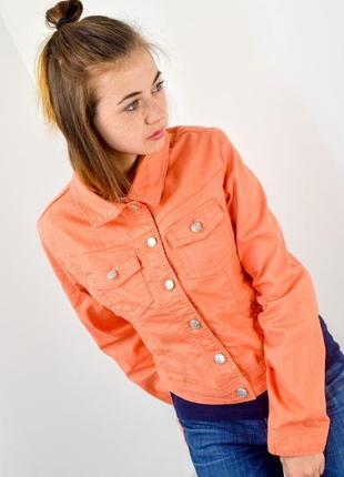 Куртка-джинсовка пиджак