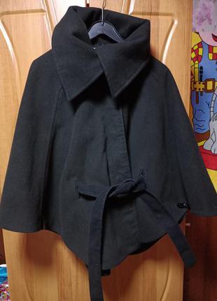 Пальто большого размера куртка