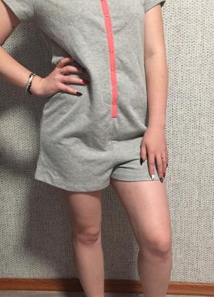 Пижама,ромпер,комбинезон topshop