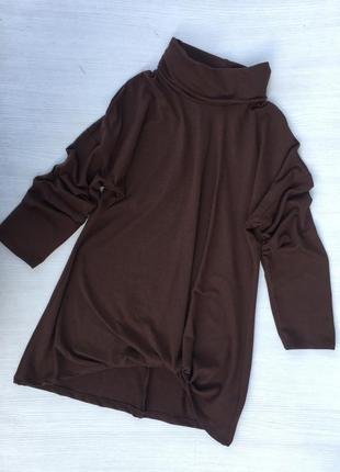 Стильное платье ,туника ,длинный свитер