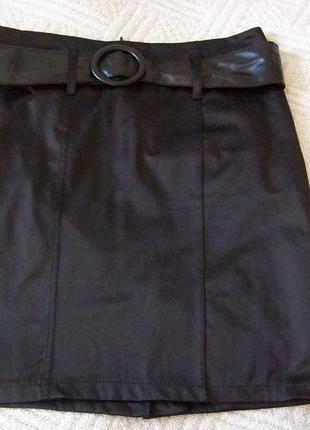 Стильная юбка, италия, размер м