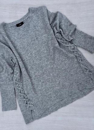 Стильный тёплый свитер wallis