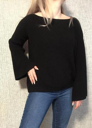 Стильный свитер с широкими рукавами boohoo