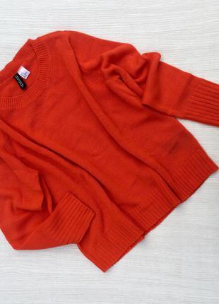 Классный яркий свитер h&m