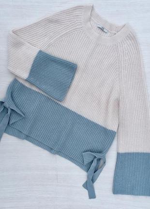 Стильный свитер george