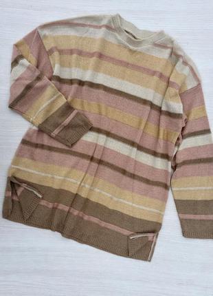 Классный свитер большого размера