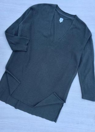 Стильный коттоновый свитер john lewis