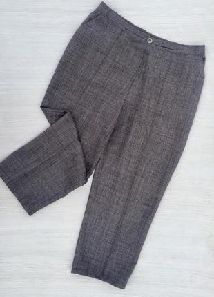 Стильные укороченные брюки marks&spencer