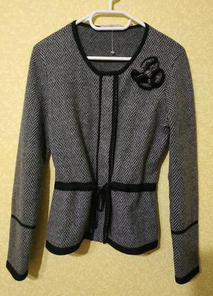Rayure paris шикарный пиджак, жакет, шерстяной блейзер, стильн...