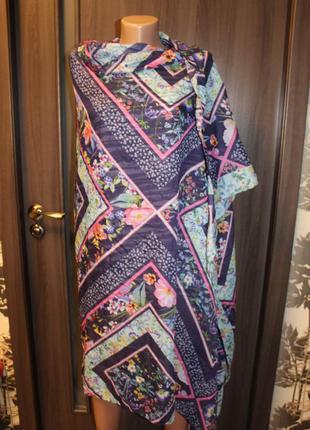 Легкий шарф - палантин accessorize в идеальном состоянии