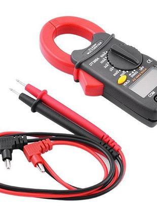 Токоизмерительные клещи-тестер DT-399A, мультиметр