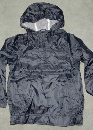 Куртка детская, непромокаемая, складывается (4-5 лет)