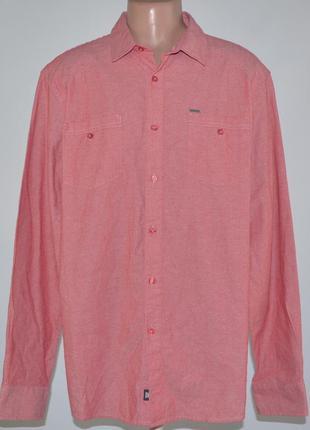 Фирменная рубашка animal (xxl)