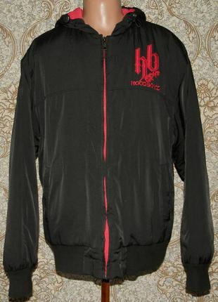 Зимняя куртка (парка) от фирмы hoodboyz (2xl)