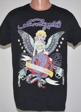 Брендовая, стильная футболка los angeles (xxl)