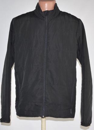 Фирменная, стёганая куртка quechua (m)