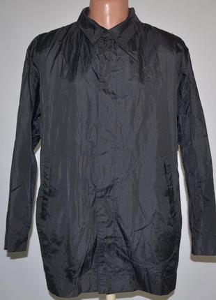 Брендовая куртка ветровка nickelson (l)