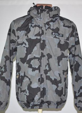 Куртка в камуфляже vouager (s)