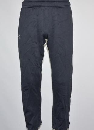 Теплые спортивные штаны under armour coldgear (s-m)