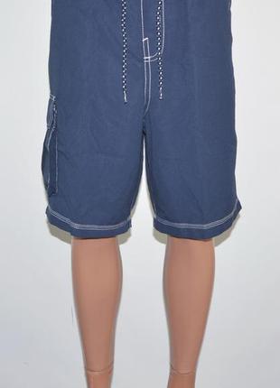Фирменные шорты casual george (m) новые.