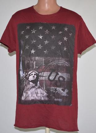 Стильная футболка smog (xxl)