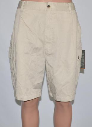 Шорты outdoor casuals shorts. новые (l) union river